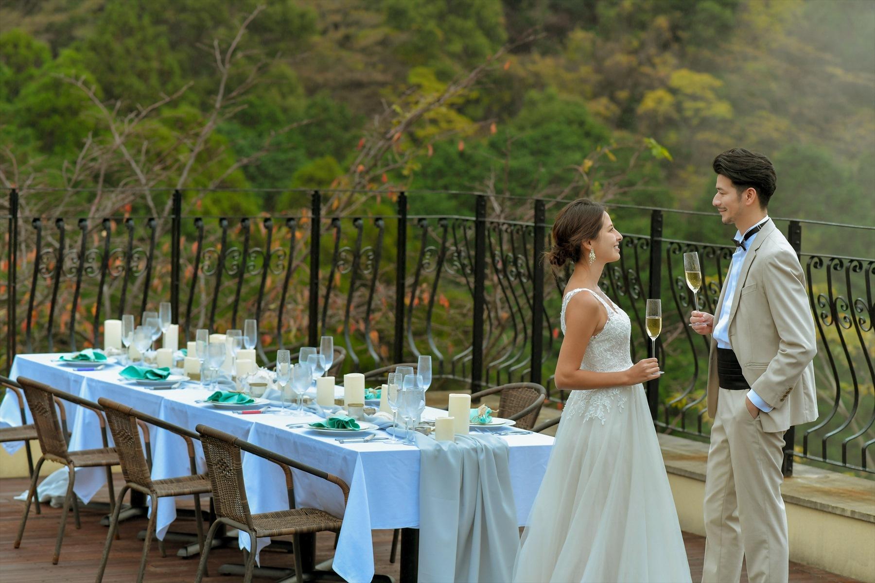 東静岡熱海結婚式場 邸宅貸切ウェディング 熱海スパ&リゾート