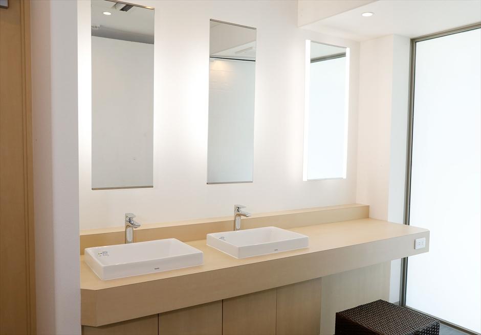 熱海スパ&リゾート 施設写真 バスルーム