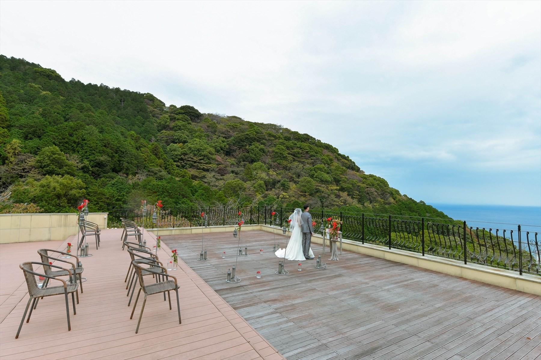 静岡県熱海結婚式 邸宅貸切結婚式 熱海リゾート・ウェディング