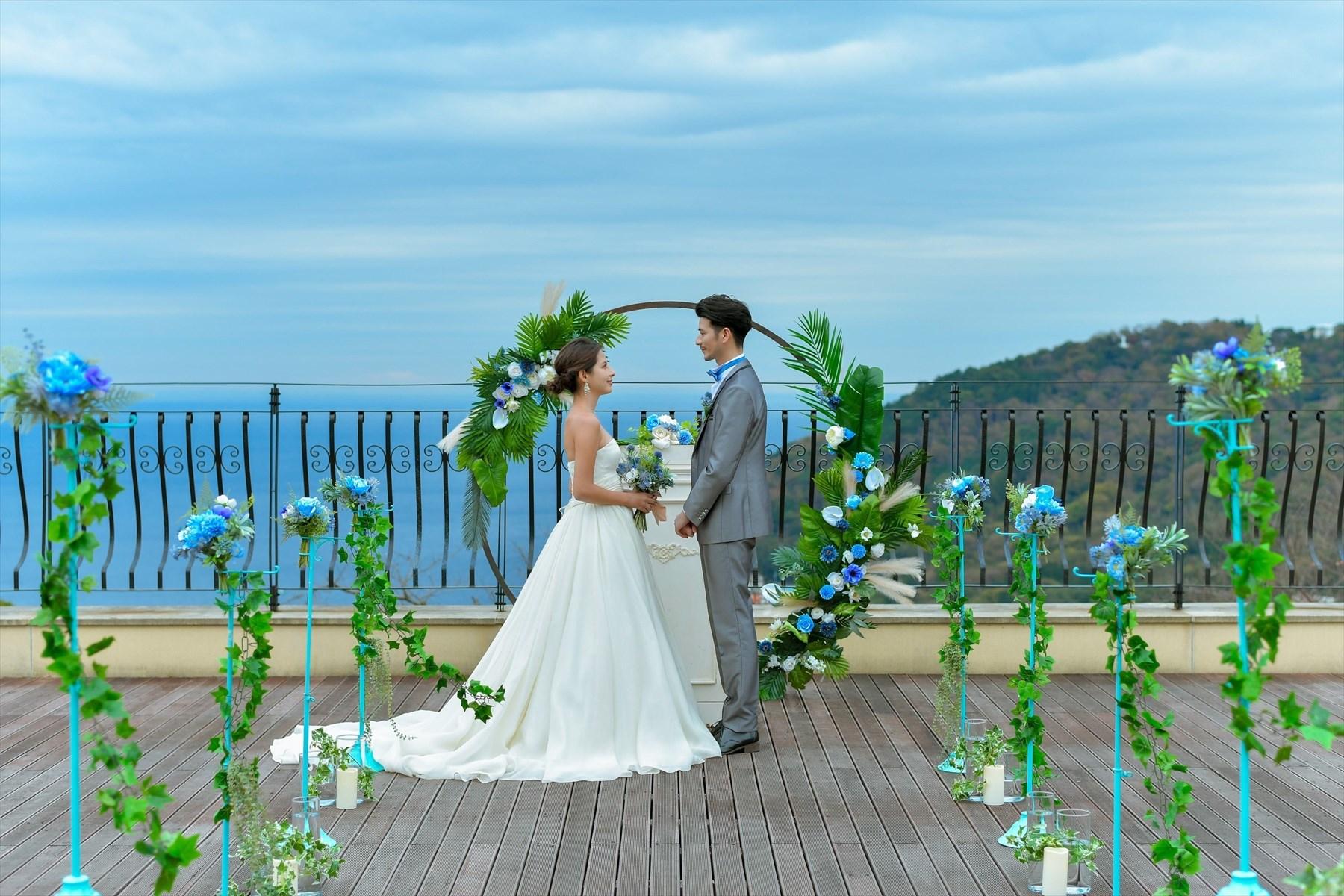 東静岡結婚式 挙式会場全景