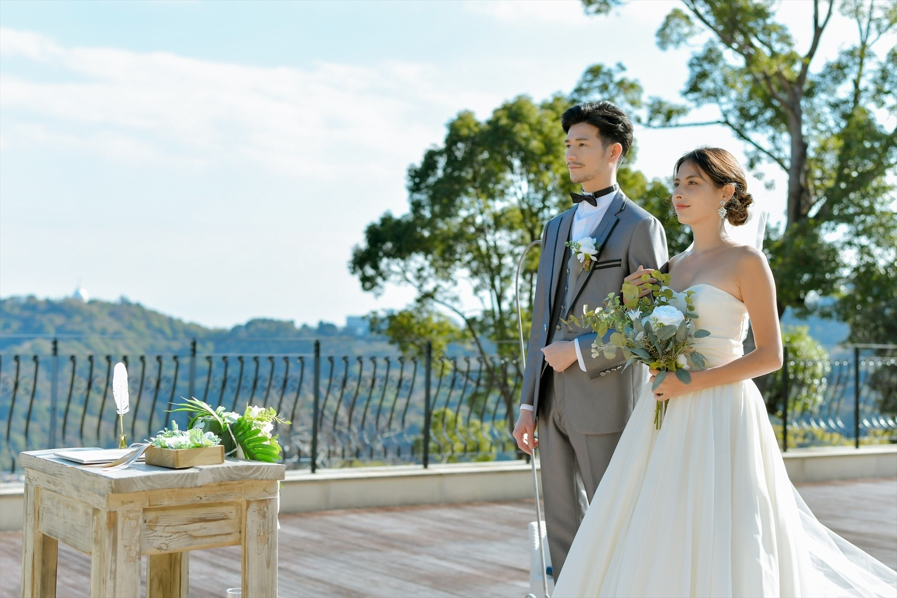 東静岡結婚式場 熱海挙式 邸宅ウェディング