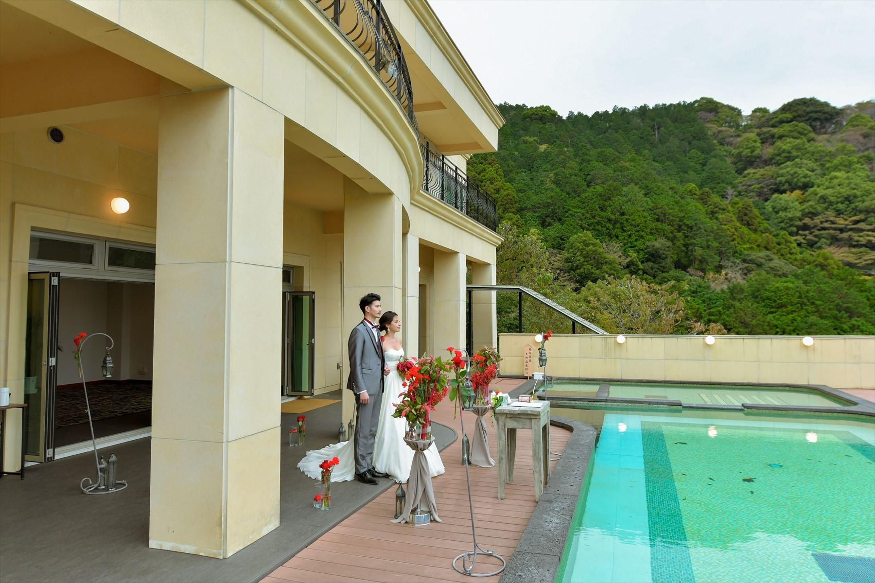 静岡邸宅貸切ウェディング 静岡結婚式場 家族婚