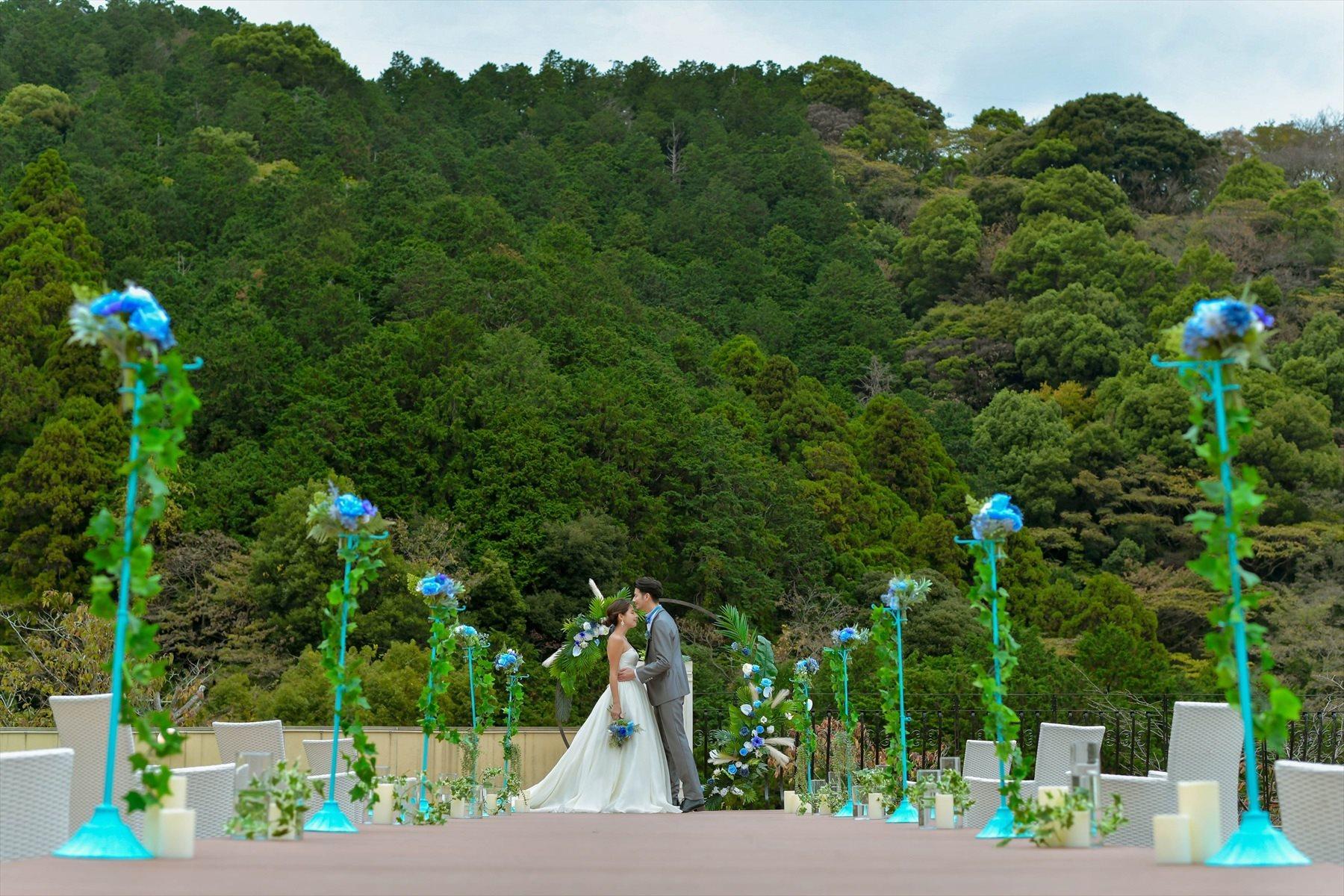 静岡県ウェディングフォト 静岡挙式会場装飾 ウェディングフォト