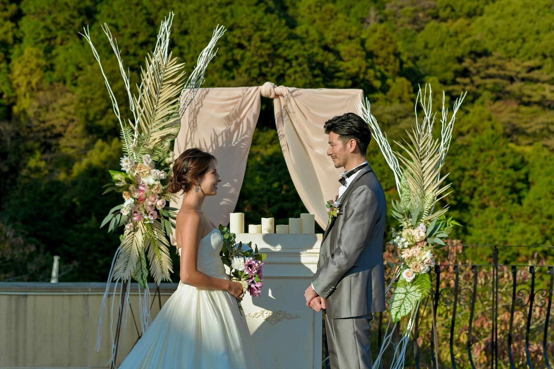 静岡挙式 熱海結婚式会場 ブライダルフォト