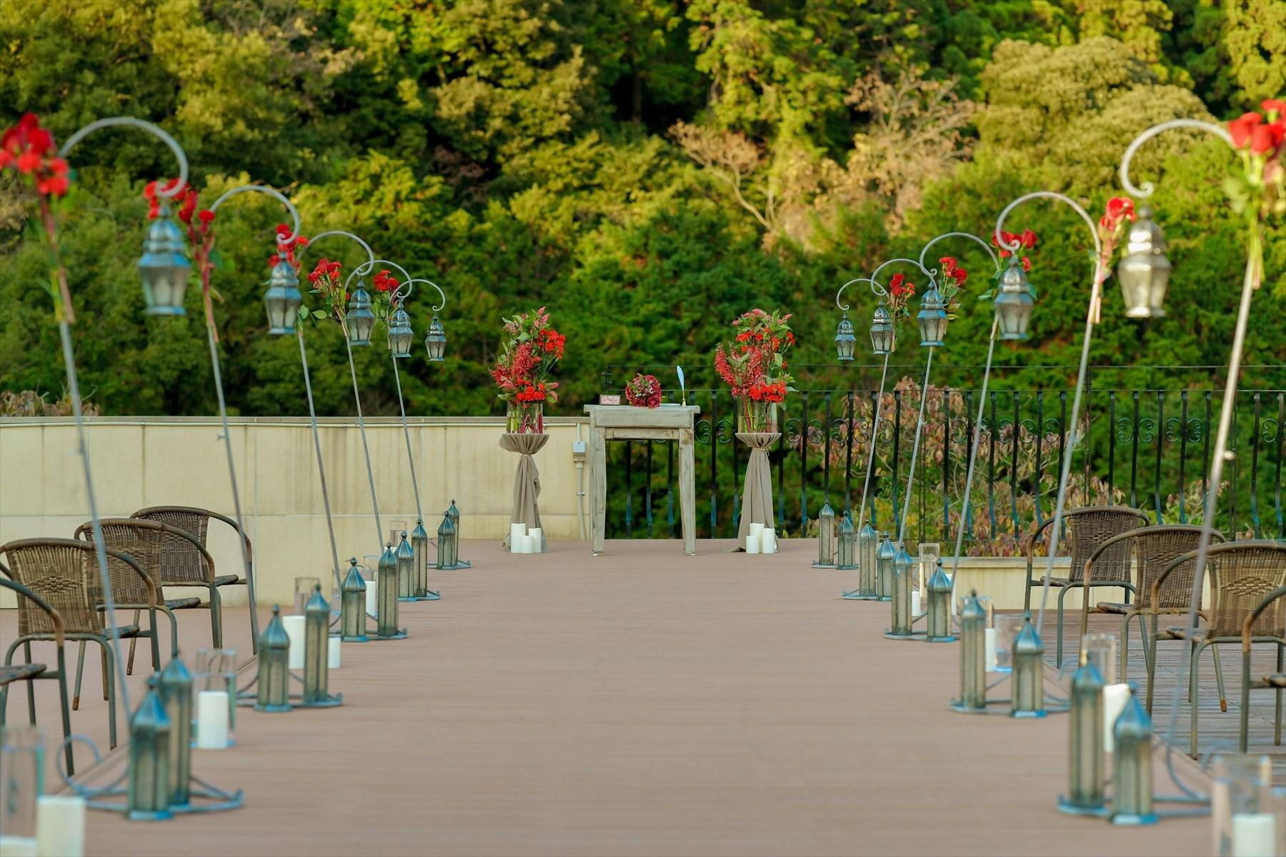 静岡県結婚式場 静岡ウェディング 会場生花装飾