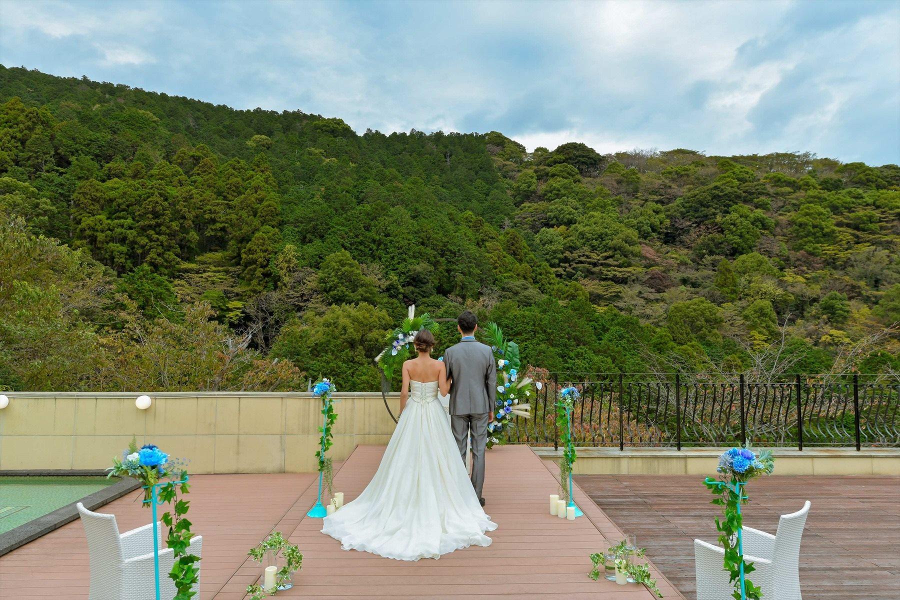 静岡ウェディング 静岡県プライベート挙式 ブライダルフォト