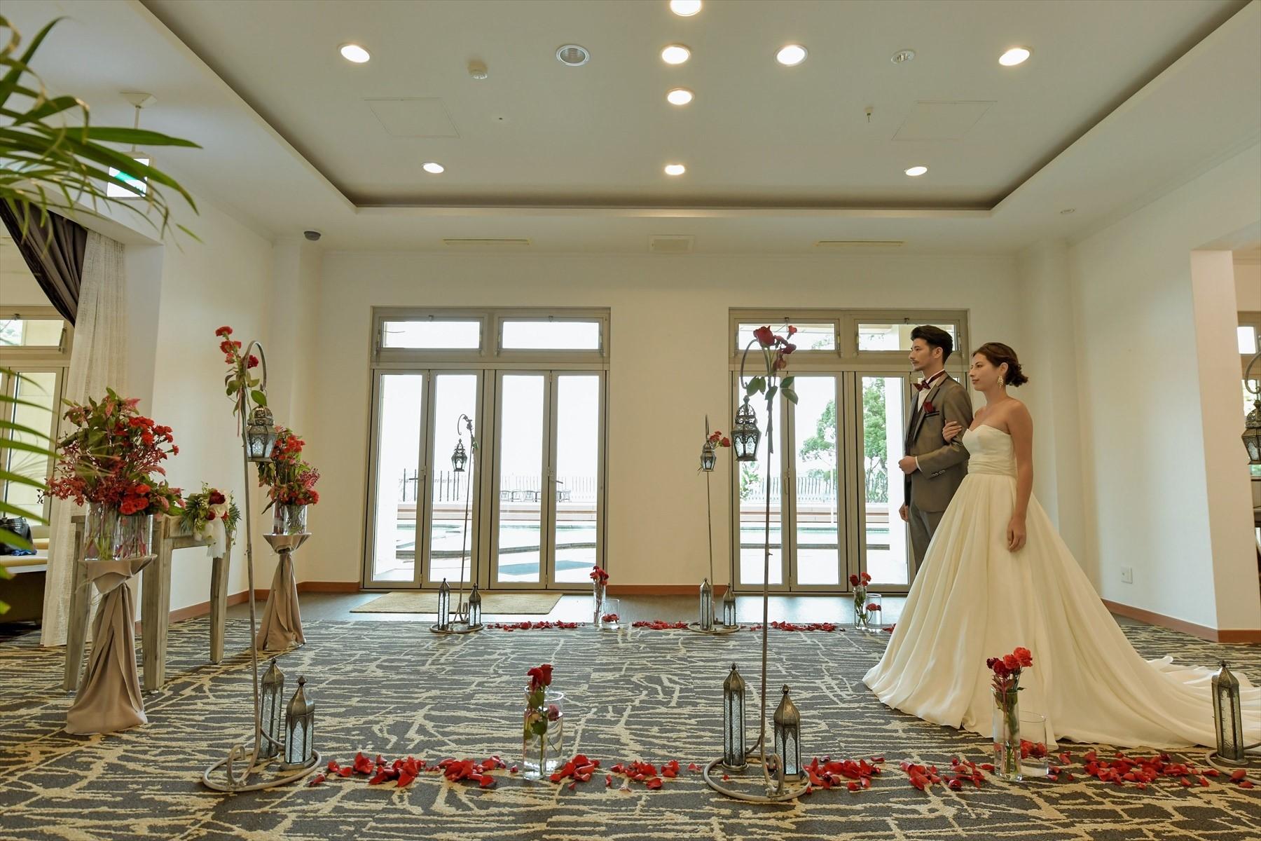 静岡邸宅結婚式 静岡結婚式一軒家 ウェディングドレスレンタル