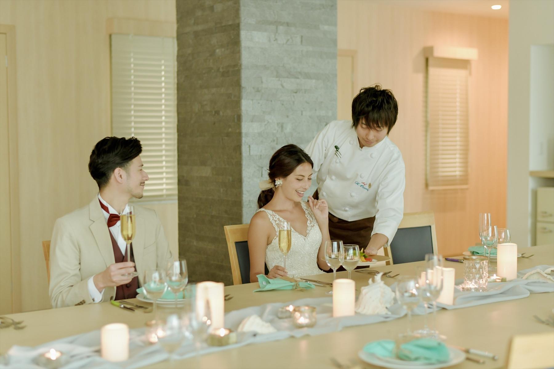 静岡レセプションパーティー 静岡県結婚披露宴 邸宅パーティー