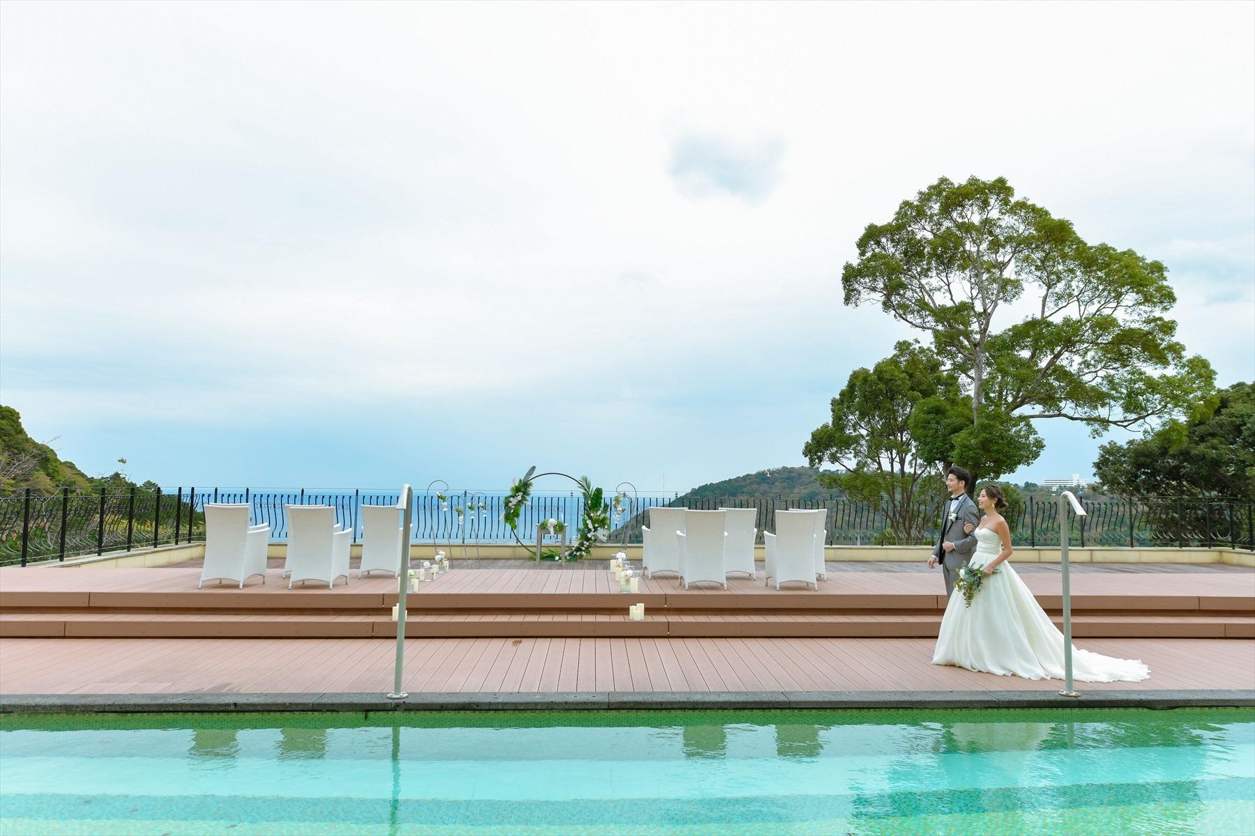 静岡県結婚式 熱海リゾートウェディング スモールラグジュアリー・ウェディング