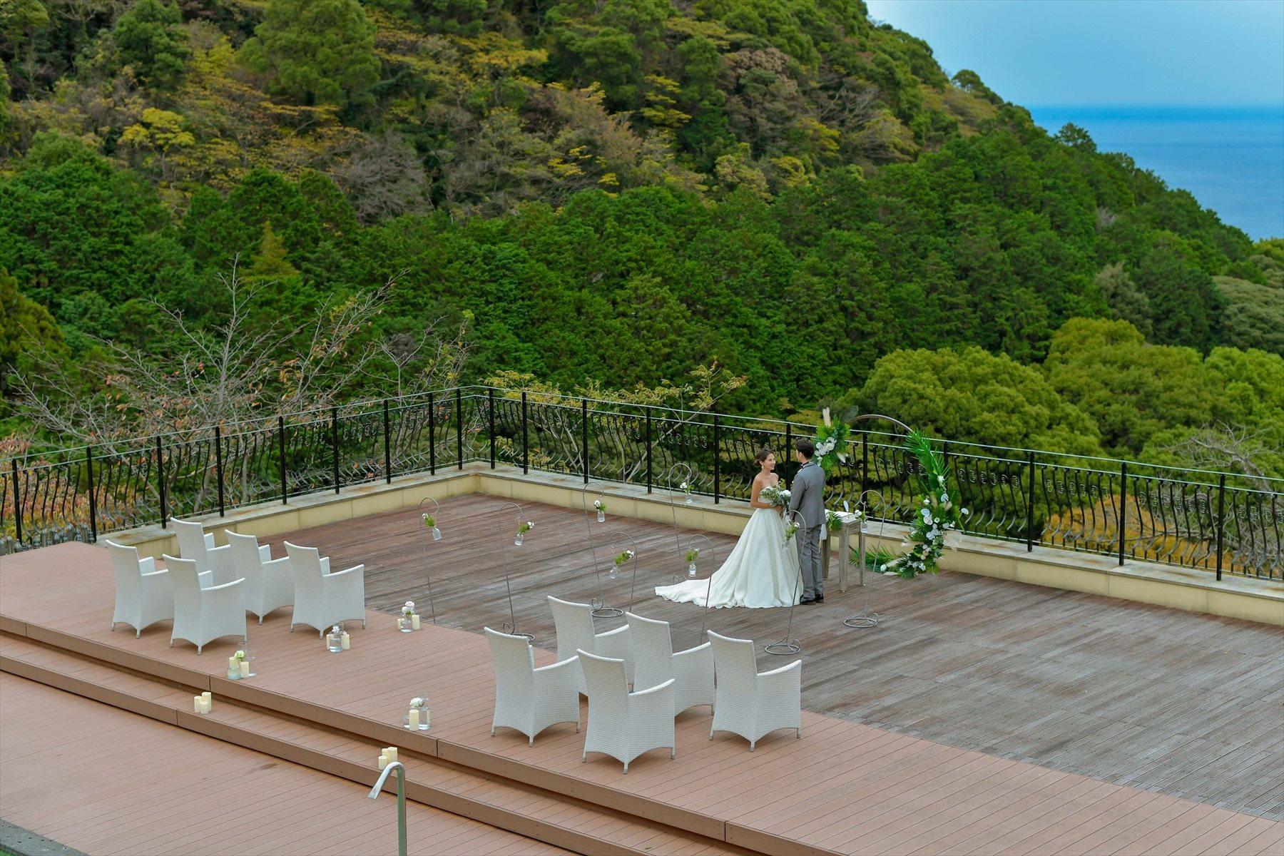 静岡県結婚式 熱海挙式 熱海ウェディングフォト
