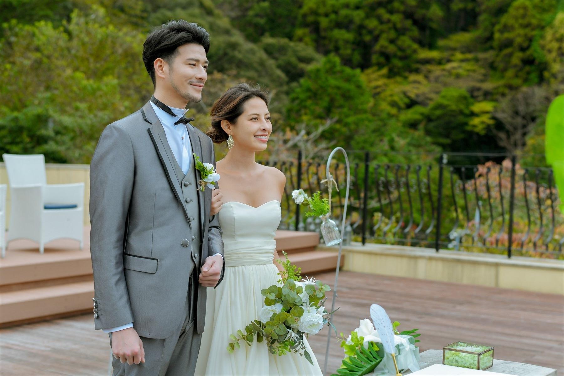 静岡県結婚式 静岡熱海ウェディング 邸宅貸切