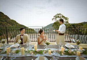 熱海結婚式 熱海披露宴 熱海ウェディングパーティー2部制