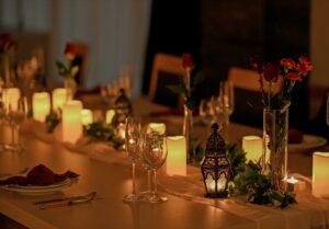 熱海結婚式会場装飾 熱海披露宴 ウェディングパーティーコロナ禍