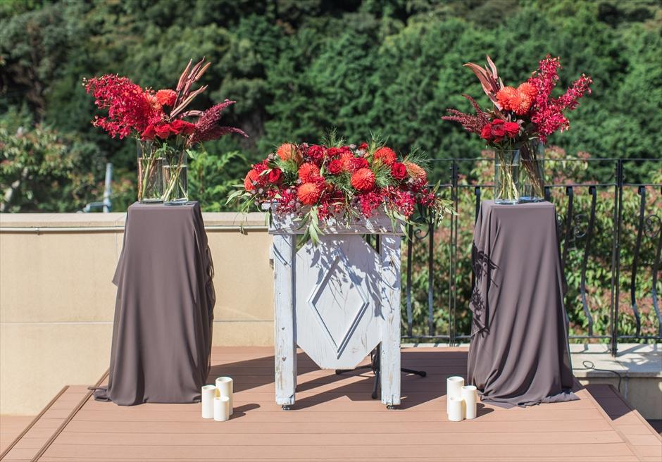 熱海結婚式 熱海ウェディング 貸切挙式
