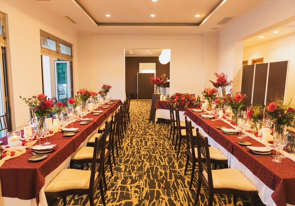 熱海挙式披露宴 熱海ウェディングパーティー 熱海スパ&リゾート